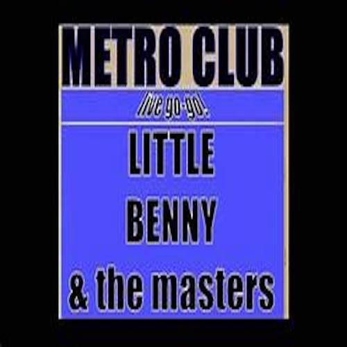 8-17-88 Little Benny@Metro Club