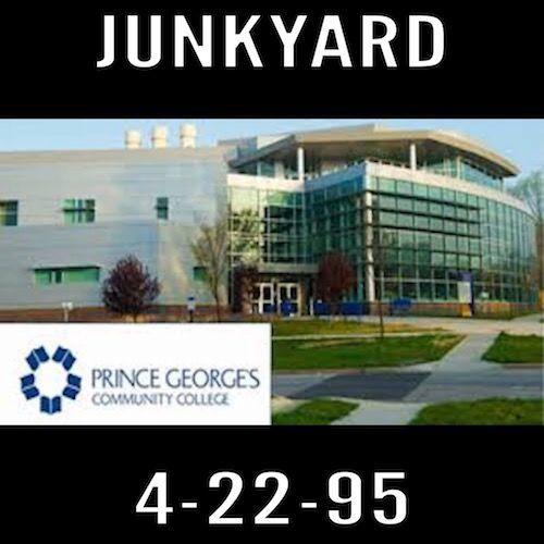 4-22-95@P.G.Community College