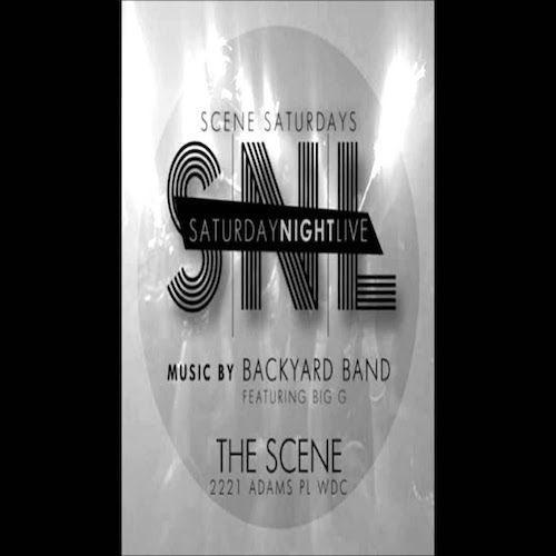 Backyard - 2013@Crank Session #1