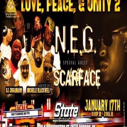 NEG 1-17-16@State Theater w.Scarface