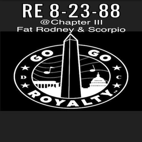 RE@Chapter III~8-23-88 w.Fat Rodney & Scorpio
