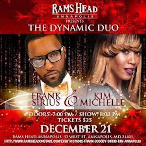 12-21-2017@Rams Head~Scooby & Ms. Kim