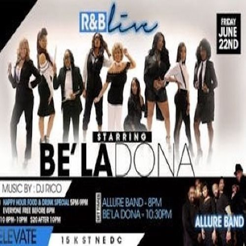 Bela Dona 6-22-13 @Barbeque Battle