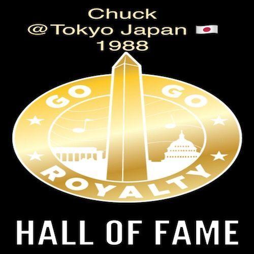 1988 Chuck @Tokyo Japan