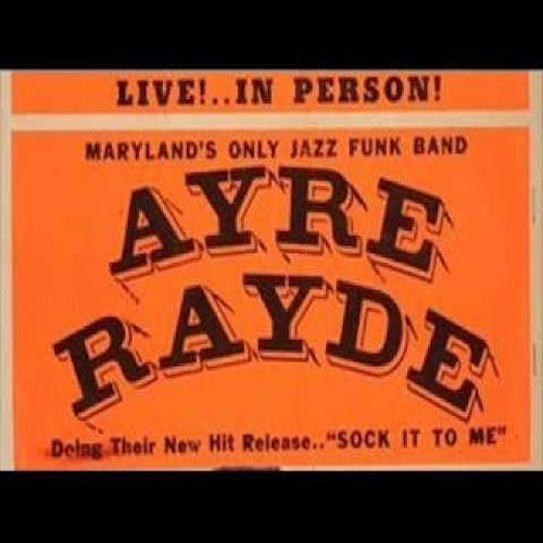 5-14-85 Ayre Rayde@ Evans Grill