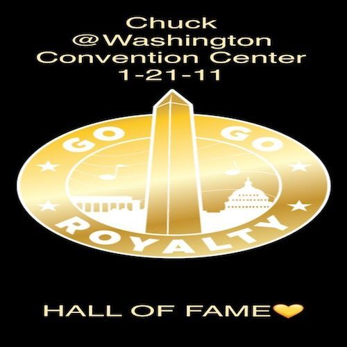 1-21-11 Chuck @Convention Center w.Ms Kim & D.Floyd