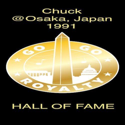 1991 Chuck@Osaka, Japan