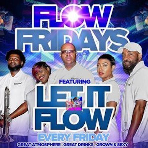 9-13-19 Let It Flow @Half Note