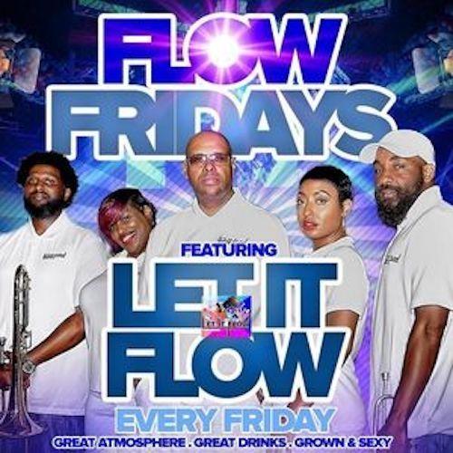 9-13-19(Pt2)Let It Flow @Half Note