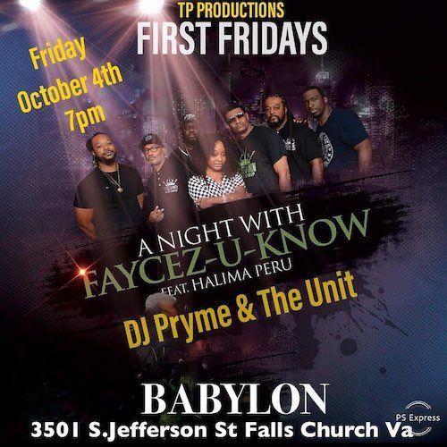 9-1-19@Faycez-U-Know@Babylon