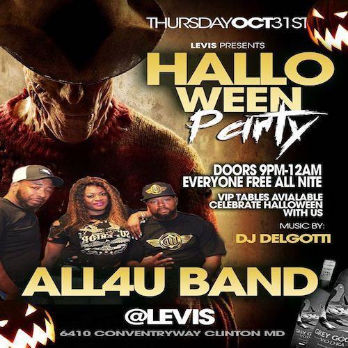 10-10-19 All 4 U@Levi's