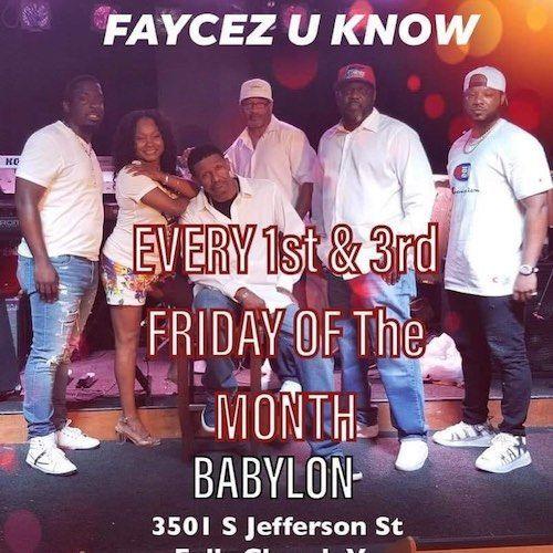 10-4-19 Faycez U Know@Babylon