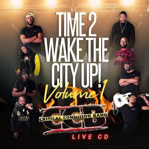 CCB Time 2 Wake The City Up