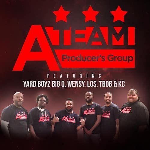 2020 A-TEAM@Fast Eddie's (Yard Boy's Edition)~Big G,Wensey,Los, T-Bob,KC