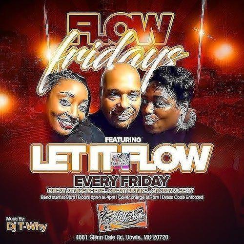 1-31-20 Let It Flow@Half Note (Pt.2)
