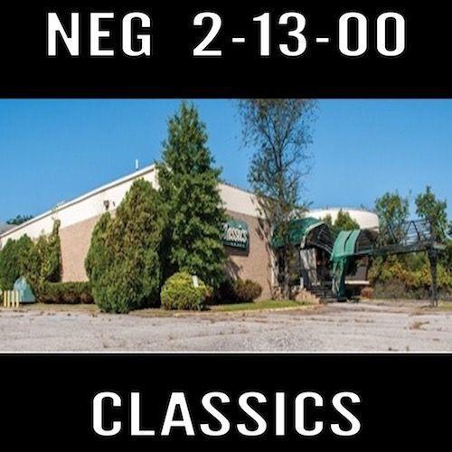 2-13-00 Northeast Groovers@Classics