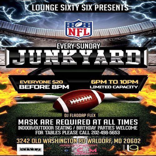 9-2020 Junkyard@Lounge 66
