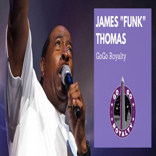 1994 Proper Utensils Roll Call Special-James Funk