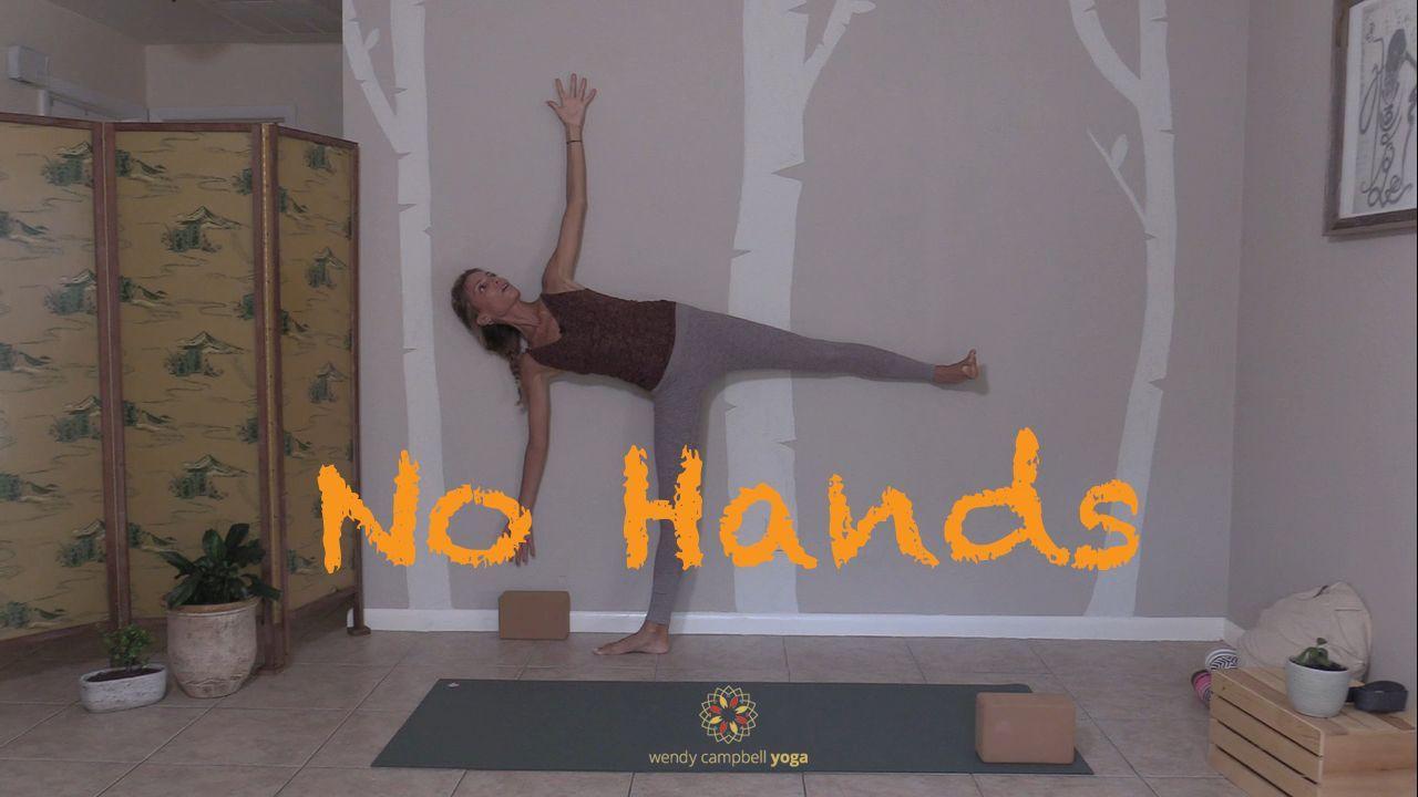 DROP-IN PRACTICE | NO HANDS