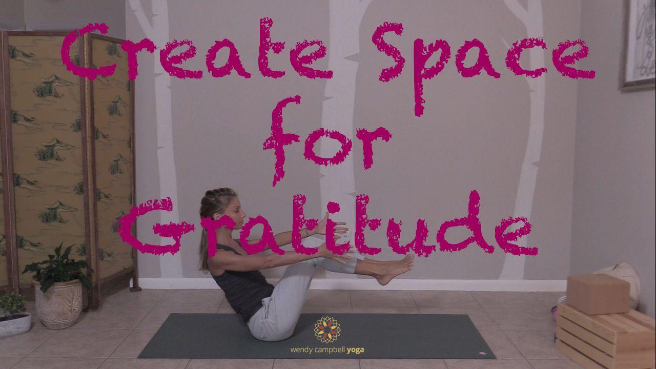 DROP-IN PRACTICE | GRATITUDE