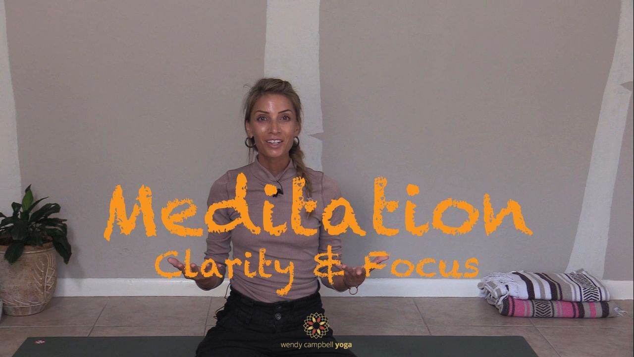 MEDITATION | CLARITY AND FOCUS MEDITATION