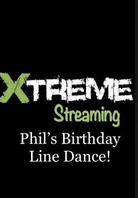 Phil's Birthday Line Dance 5-12