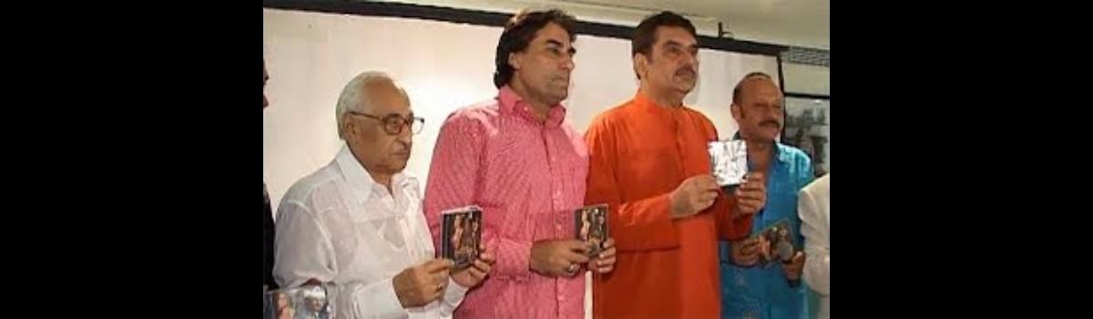 Music Launch Of Amrish Puri's Last Film Mission | Raza Murad | Flashback Video