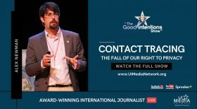 Contact Tracing: The Fall of Our Right to Privacy with Alex Newman