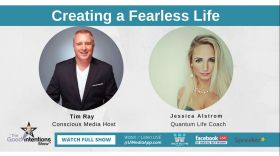 Living The Fearless Life with Jessica Alstrom