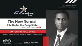 The New Normal: Life Under The Deep State with Dr. Shiva Ayyadurai