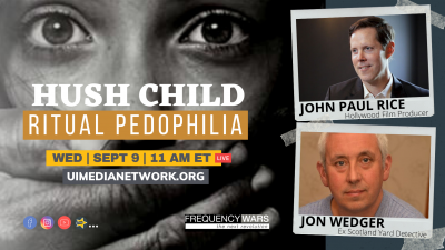 Hush Child: Ritual Pedophilia