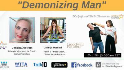 Demonizing Man