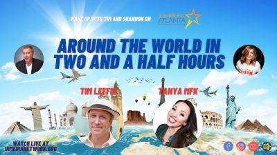 Around the World in Two and a Half Hours