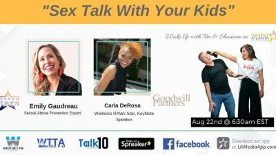 Sex Talk With Your Kids