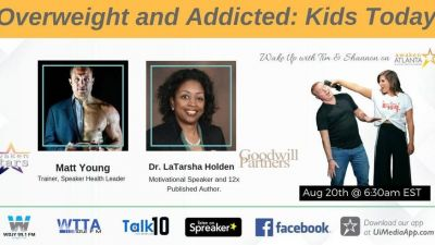 Overweight and Addicted: Kids Today