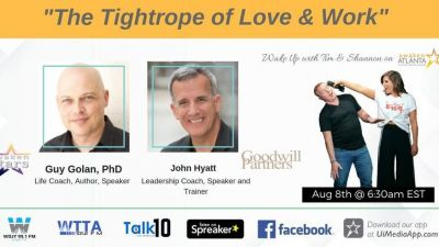 The Tightrope of Love & Work