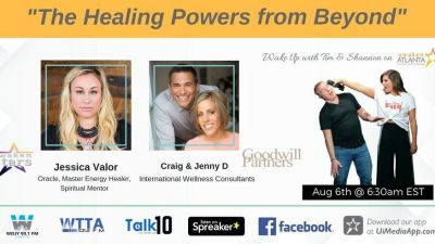 The Healing Powers from Beyond