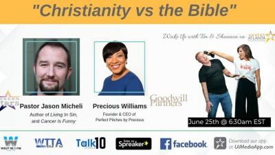 Christianity Vs the Bible