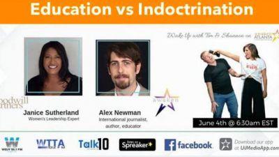 Education vs Indoctrination