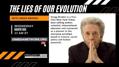 The Lies of Evolution with Gregg Braden