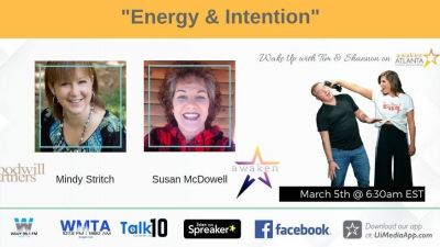 Energy and Intention