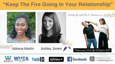 Keep the Fire Going in your Relationship