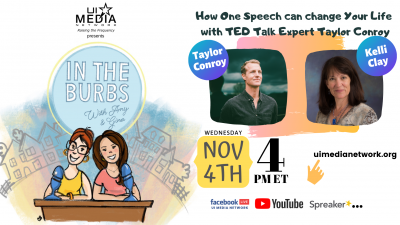 How One Speech can change Your Life with TED Talk Expert Taylor Conroy