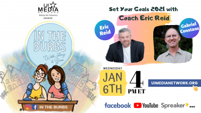 Set your Goals 2021 with Coach Eric Reid