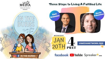 Three Steps to Living A Fulfilled Life