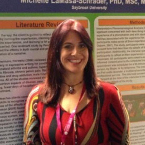 Dr. Michelle LaMasa-Schrader