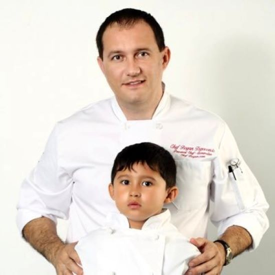 Chef Boyan