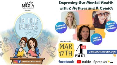 Improving our Mental Health with 2 Authors and a Comic