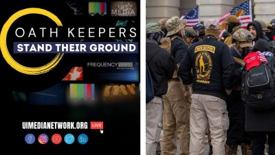 Oath Keepers Stand Their Ground