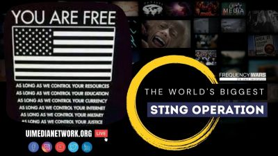 The World's Biggest Sting Operation